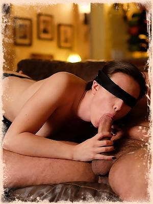 Wanting to keep her first hot-wifing experience completely anonymous, a blindfolded, Casey anxiously awaits a stranger's arrival.
